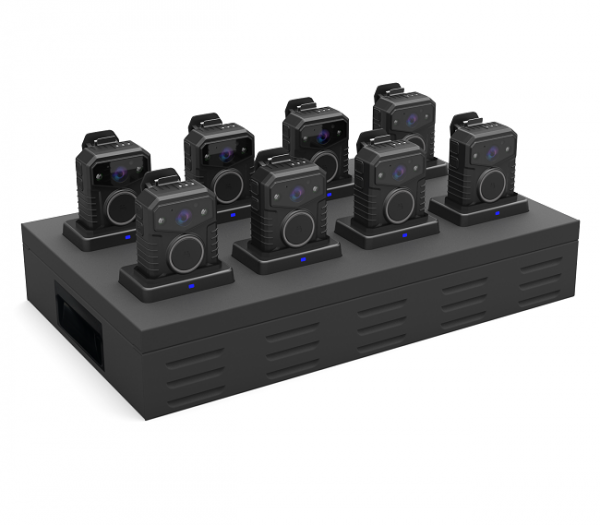 DS02 Docking Station for Body Camera