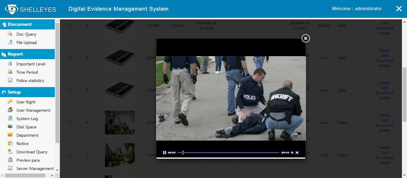 Digital Evidence Management Software Server (3)